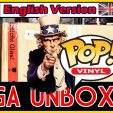 FUNKO POP! MEGA Unboxing…Unbelievable #1 [SUB ENG]