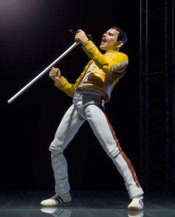 Bandai S.H. Figuarts FREDDIE MERCURY Action Figure 15cm