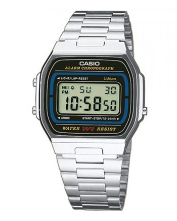 CASIO Collection A164WA-1V Orologio da Uomo Vintage Style