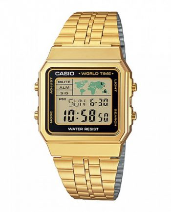 CASIO Collection A500WGA-1D Orologio Uomo Digitale Vintage Style