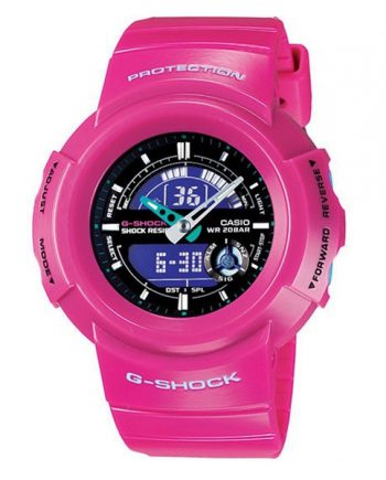 CASIO G-Shock AW-582SC-4A Orologio Unisex Analogico Digitale