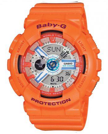 CASIO G-Shock Baby G BA-110SN-4A Orologio Donna Ragazza