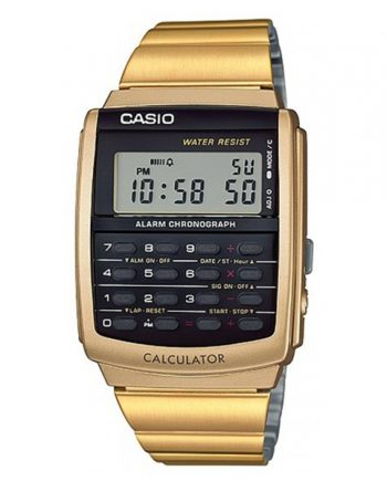 CASIO Collection DataBank CA-506G-9A Orologio Uomo Digitale