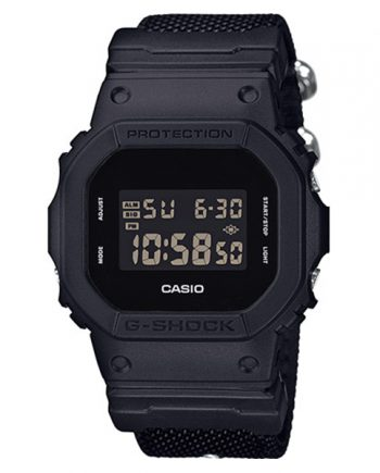 CASIO G-Shock DW-5600BBN-1E Orologio Digitale Vintage Look