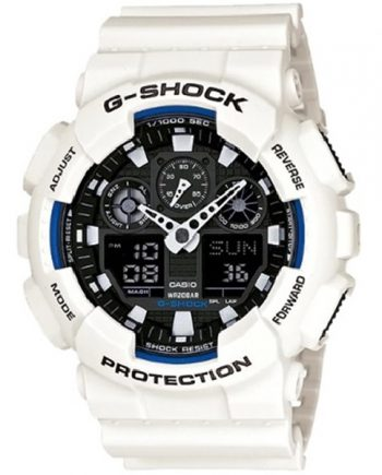 CASIO G-Shock GA-100B-7A Orologio Uomo Analogico Digitale