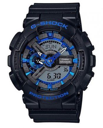 CASIO G-Shock GA-110CB-1A Orologio da Uomo Analogico Digitale