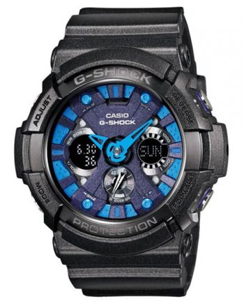 CASIO G-Shock GA-200SH-2A Trending Series Orologio Uomo