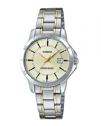 CASIO Collection LTP-V004SG-9A Orologio Donna Vintage Style