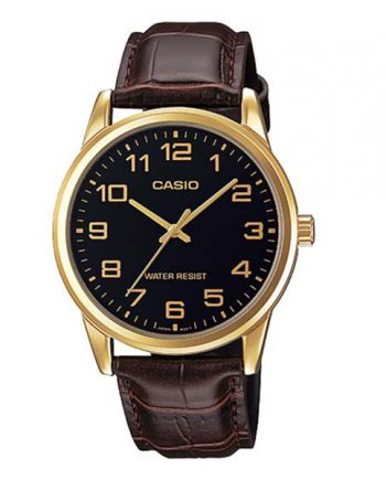 CASIO Collection MTP-V001GL-1B Orologio da Polso Uomo
