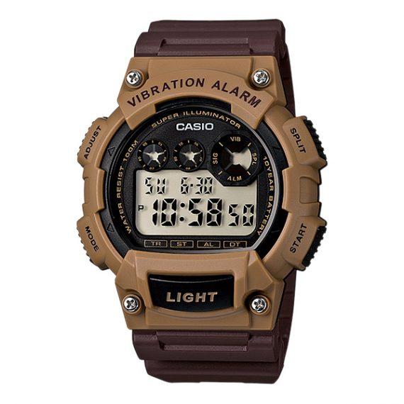 CASIO Collection W-735H-5A Orologio Digitale Super Illuminazione