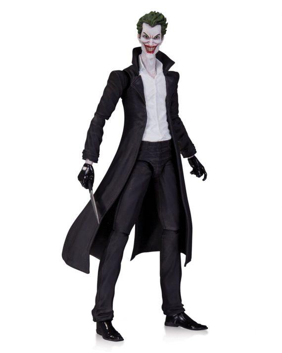 DC COLLECTIBLES Super Villains THE JOKER Action Figure 15cm