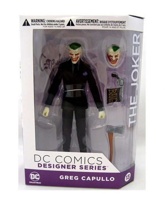 DC COMICS THE JOKER B
