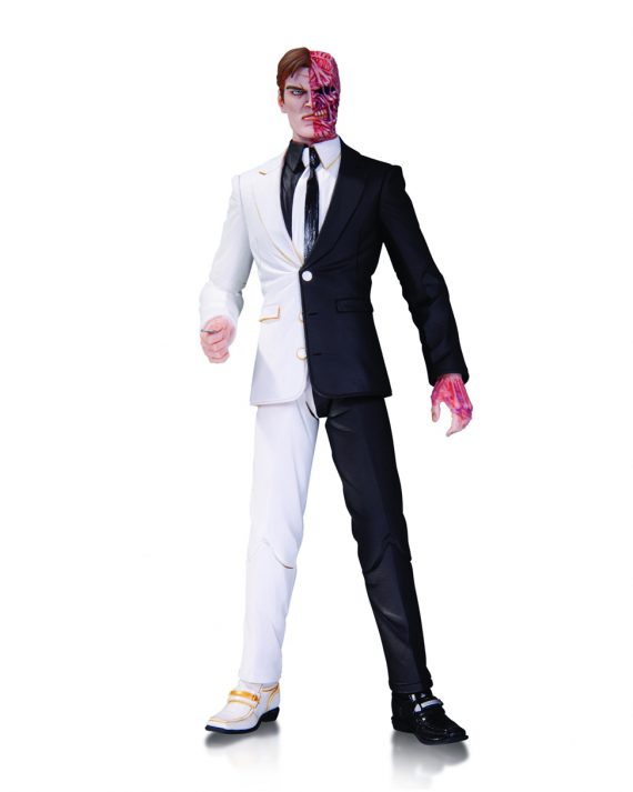 DC COMICS Designer TWO FACE (Greg Capullo Concept) Action Figure