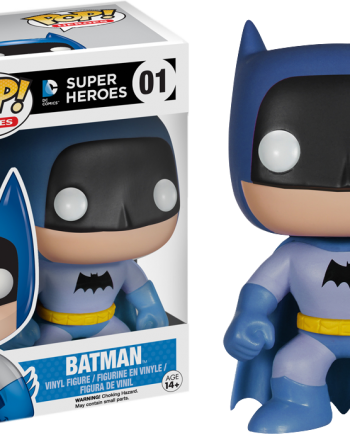 Funko POP! Heroes BATMAN Rainbow Blue 75th Anniversary