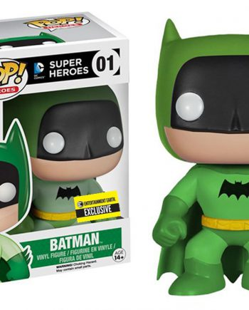 Funko POP! Heroes BATMAN Rainbow Green 75th Anniversary