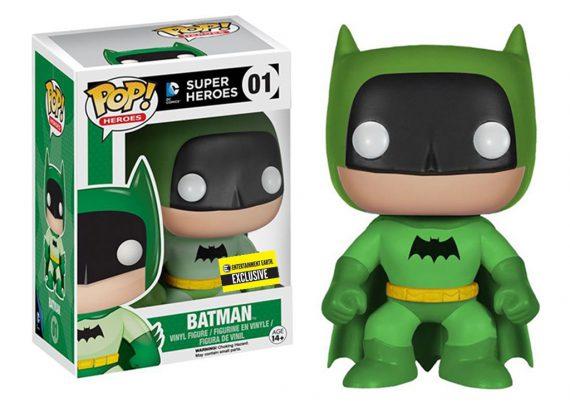 Funko POP! Heroes BATMAN Rainbow Green 75th Anniversary