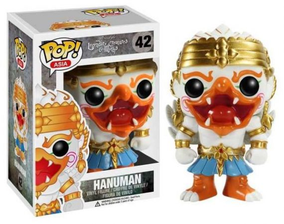 Funko POP! ASIA Legendary Creatures & Myths HANUMAN 42