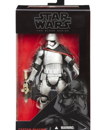 HASBRO Star Wars Black Series CAPTAIN PHASMA Action Figure 15cm