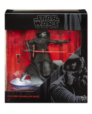HASBRO Star Wars Black Series KYLO REN STARKILLER BASE