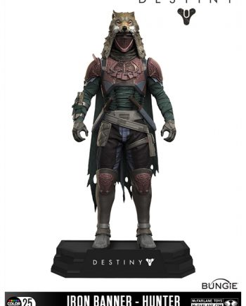 McFARLANE Toys Iron Banner HUNTER Action Figure 18cm