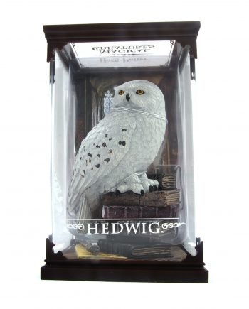 NOBLE Collection Harry Potter Magical Creatures HEDWIG