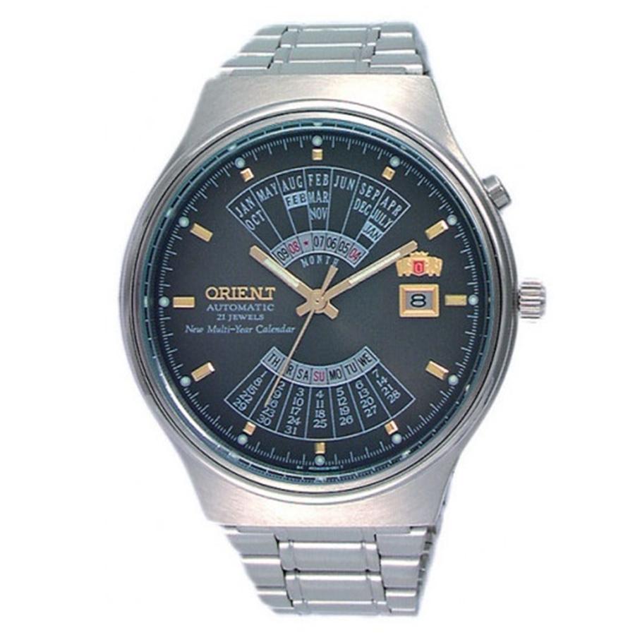 Multi Calendario Orologio Orient Feu0a002tw Automatico Uomo m8n0vNOw