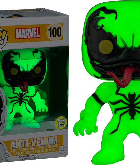 POP ANTIVENOM