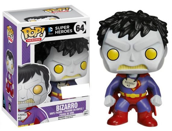 Funko POP! Heroes BIZARRO DC Super Heroes 64 Vinyl Figure