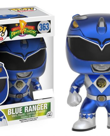 Funko POP! Television Power Rangers BLUE RANGER 363