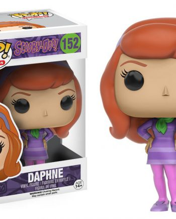 Funko POP! Animation Scooby Doo! DAPHNE 152 Vinyl Figure