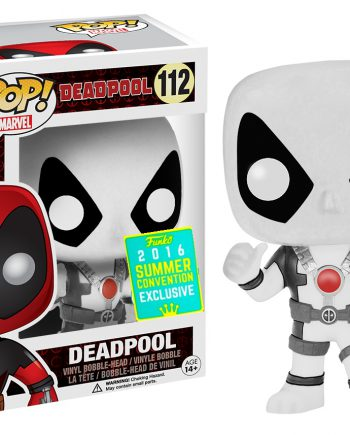 Funko POP! Marvel DEADPOOL (Thumb Up) SDCC 2016 112