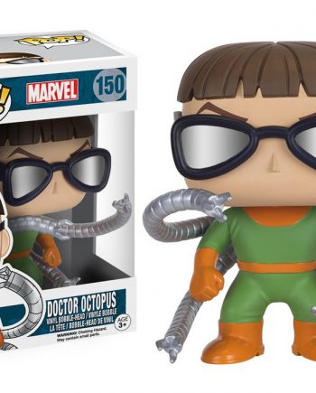 Funko POP! Marvel DOCTOR OCTOPUS 150 Vinyl Figure