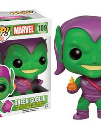 Funko POP! Marvel GREEN GOBLIN 109 Vinyl Figure