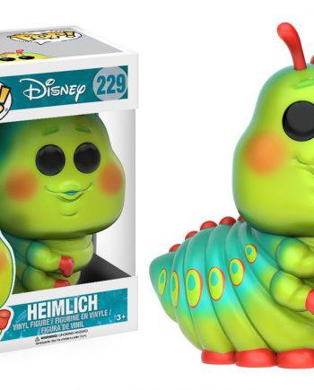 Funko POP! Disney A Bug's Life HEIMLICH 229 Vinyl Figure