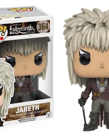 Funko POP! Movies Labyrinth JARETH 364 Vinyl Figure