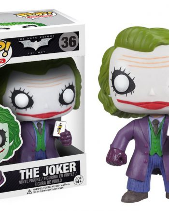 Funko POP! Heroes JOKER The Dark Knight 36 Vinyl Figure