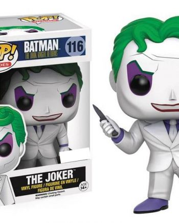 Funko POP! THE JOKER The Dark Knight Returns 116 Vinyl