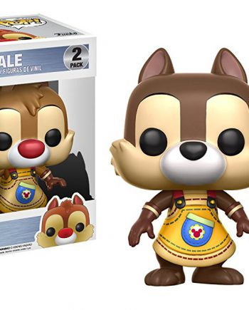 Funko POP! Disney Kingdom Hearts CHIP and DALE 2-Pack