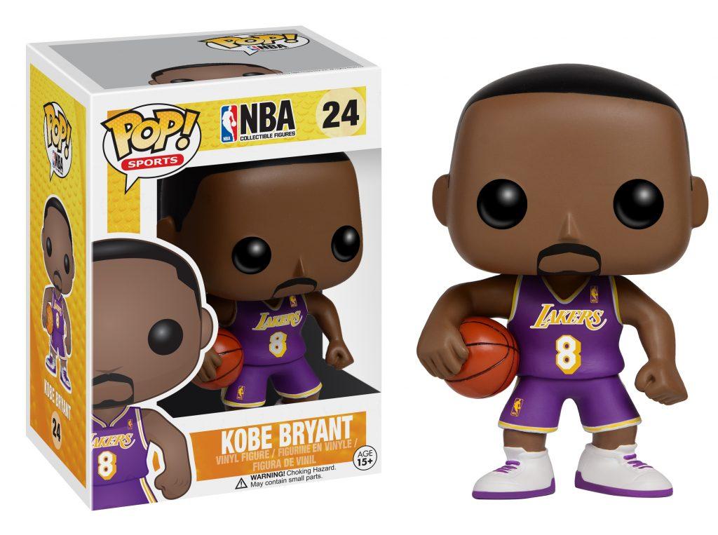 Funko Pop Sports Nba Collectible Figures Kobe Bryant