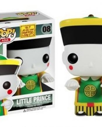 Funko POP! ASIA Jiang Shi Hopping Ghosts LITTLE PRINCE 08