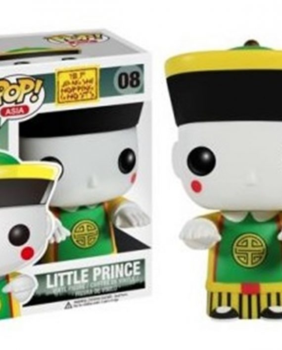 POP LITTLE PRINCE ZOMBIE