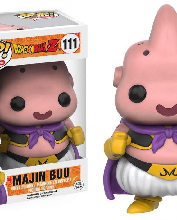 POP MAJIN BUU