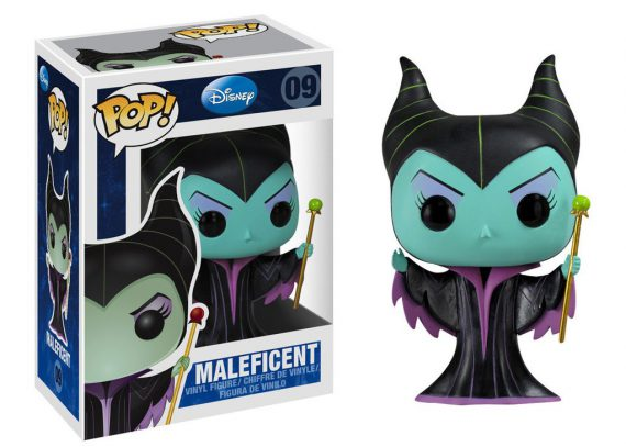 Funko POP! Disney MALEFICENT 09 Vinyl Figure (VAULTED)