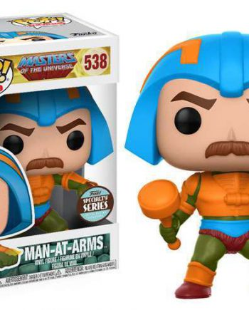 Funko POP! Masters of The Universe MAN-AT ARMS 538
