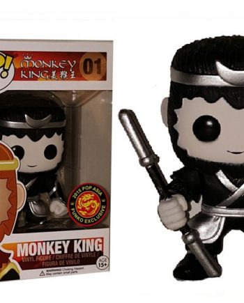 Funko POP! ASIA MONKEY KING Platinum 01 Exclusive 2015