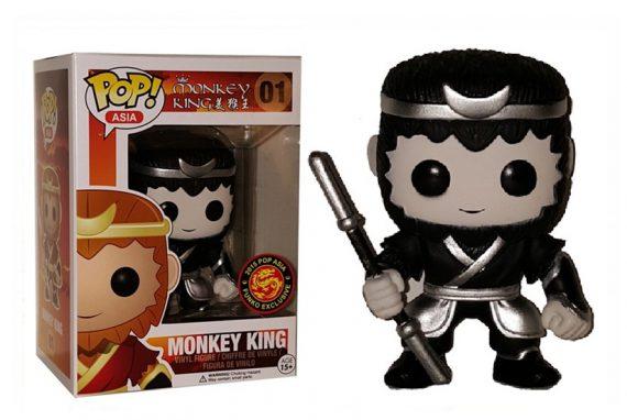 Funko POP! ASIA MONKEY KING Platinum 01 Exclusive 2015