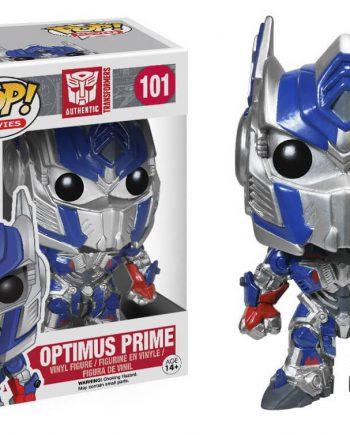 Funko POP! Movies Transformers OPTIMUS PRIME 101 Vinyl Figure