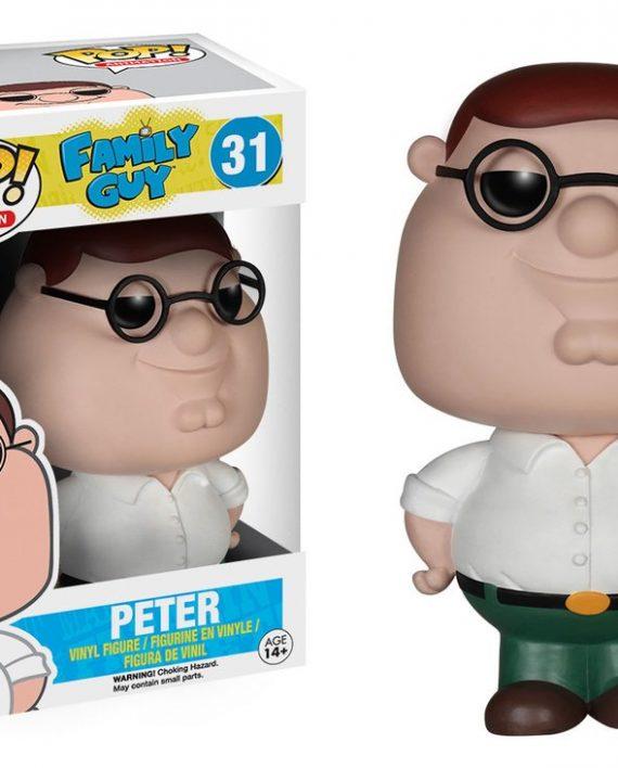 POP PETER FAMILY GUY