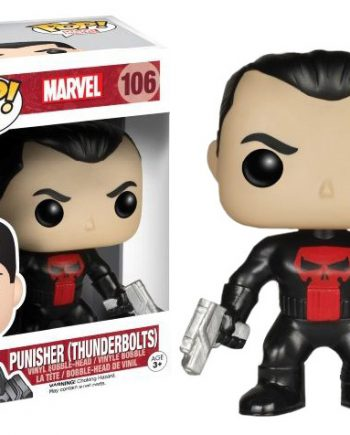 Funko POP! Marvel PUNISHER (THUNDERBOLTS) 106