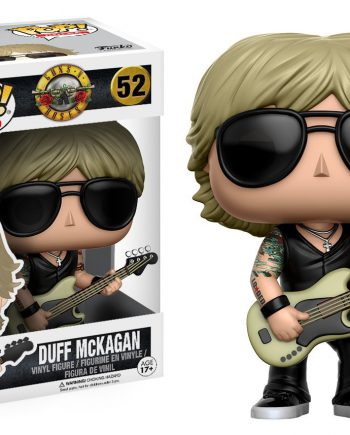 Funko POP! Rock Guns N Roses DUFF McKAGAN 52